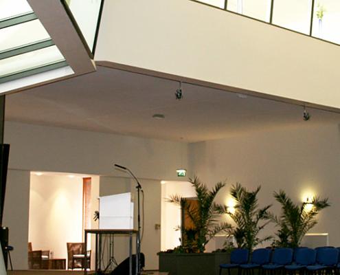 architect kerkgebouwen