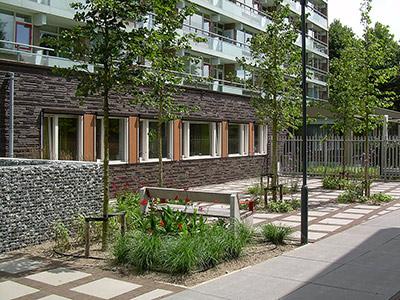 architect gezondheidscentrum