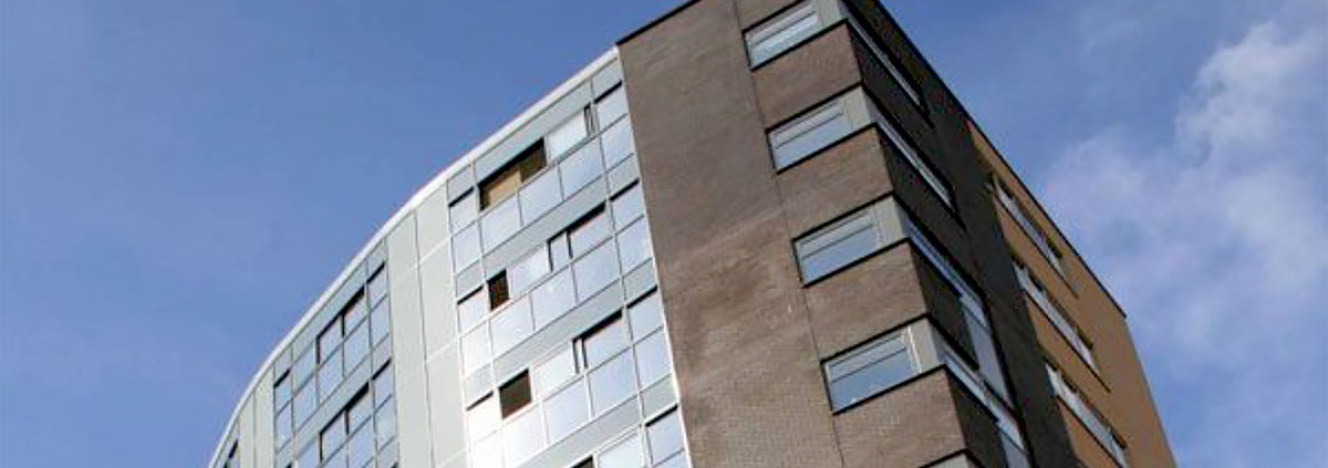 nieuwbouw appartementen boven gezondheidscentrum